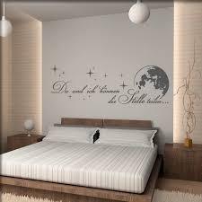 wandsprüche schlafzimmer schlafzimmer wandmotiv stille unsere schönsten wandtattoos