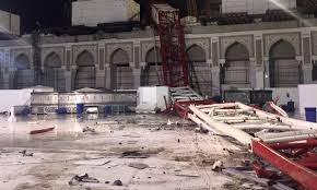 bureau 1m saudi bureau says no criminal motive makkah crane collapse