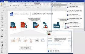 Free Visio Stencils For Home Design The New Visio Is Here U2014work Visually Office Blogs