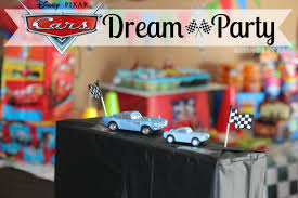 disney pixar cars dream party sarah rae vargas