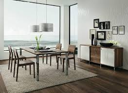 Dining Chairs White Wood Dark Walnut White Dining Furniture Interior Design Ideas