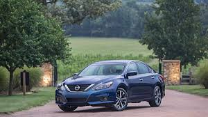 nissan altima 2016 features 2016 nissan altima sl sedan review with price horsepower and