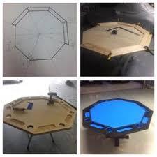 poker table dimensions u0026 plans basement renovation phase 2