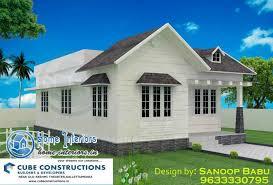 Modern Home Design In Kerala 800 Sq Ft Stylish Kerala Home Design 11 Lakh