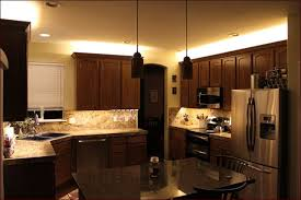 kitchen simple under cabinet lighting ideas for small kitchen