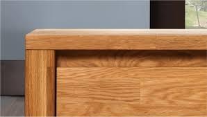 bureau massif moderne bureau bois massif contemporain mzaol impressionnant meuble en