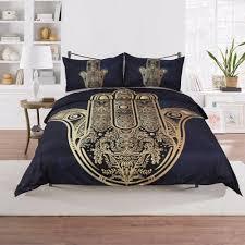 Premium Bedding Sets Premium Mandala Duvet Cover Bedding Set Chakra