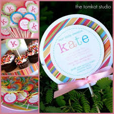 lollipop party favors adorable lollipop party theme thoughtfully simple