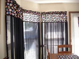 Kitchen Valances And Tiers by Modern Kitchen Curtains And Valances Ellajanegoeppinger Com