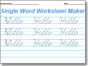 amazing d u0027nealian handwriting worksheet maker
