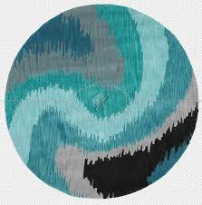 contemporary patterned round rug texture 20007