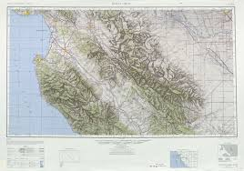 Elevation Map Of The United States by Free U S 250k 1 250000 Topo Maps Beginning With