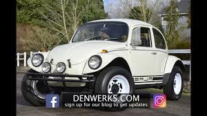 vw baja buggy 1968 volkswagen baja bug denwerks youtube