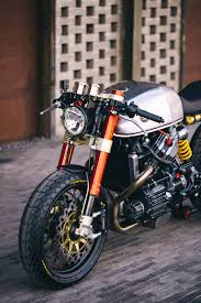 149 Modified Honda Cb 750 Cafe Racer Mobmasker