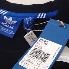 Baju Adidas Ori terjual baju kaos casual adidas originals trefoil original murah