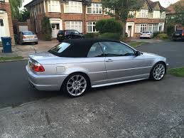bmw e46 330ci convertible m sport automatic in neasden london