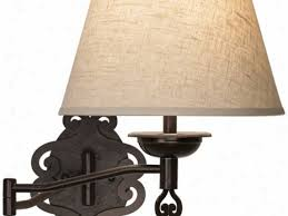 plug in wall lamps plug in swing arm lamps lamps u0026 shades the