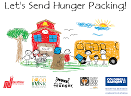 send food let s send hunger packing 2016