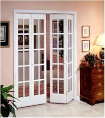 Interior Folding Glass Doors Different Types Of Exterior Folding Sliding Patio Doors