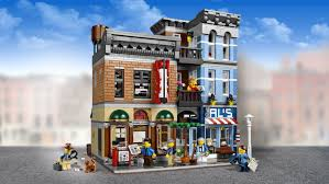 Lego Office 10246 detective u0027s office products creator lego com