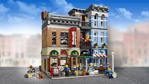 Lego Office 10246 Detective U0027s Office Products Creator Lego Com