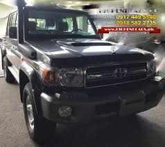 land cruiser pickup v8 2018 toyota land cruiser lx10 lc 70 series of pick up v8 diesel
