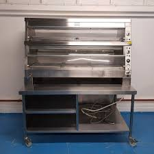 heated display cabinets second hand secondhand shop equipment heated display used henny penny
