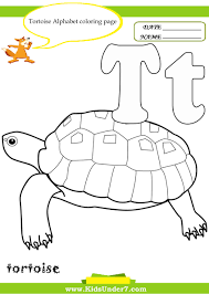 kids under 7 letter t worksheets and coloring pages