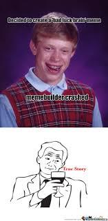 Meme Builder - meme builder crashed by vigneshsai20 meme center