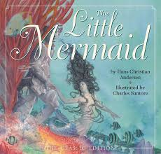the little mermaid hans christian anderson charles santore