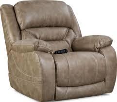 homestretch enterprise recliner with power headrest u0026 lumbar