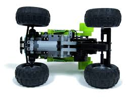 lego mini monster truck sariel4 lego mind