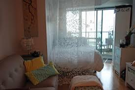 diy curtain room divider cheap ikea curtain panels make cute room