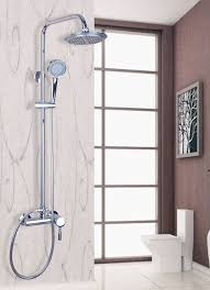 wall mounted taps with shower mobroi com online get cheap single handle bath shower faucet complete set