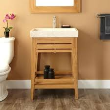 Teak Bathroom Storage Teak Bathroom Cabinet Simpletask Club