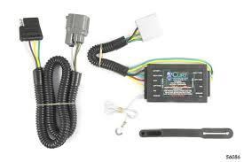 honda pilot 2009 2011 wiring kit harness curt mfg 56086 2010