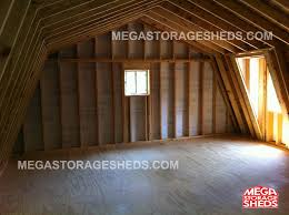 Barn Floor Mega Storage Sheds Barn Cabins