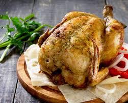 cuisiner poulet entier recette poulet entier au cookeo