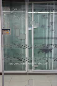 3 8mm acid etched glass decorative glass for kitchen cabinet door