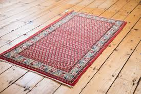 Red And Blue Persian Rug by Sarouk Rugs Westchester Ny Rugs