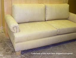 Yellow Sofa Bed Murphy Bed Sofa Custom Sofa Murphy Beds By Flyingbeds Flyingbeds