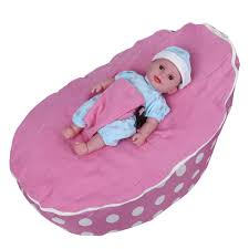 baby kid bean bag children sofa chair cover snuggle bag bed