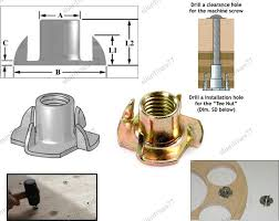 threaded insert wood plans diy free download build grandfather