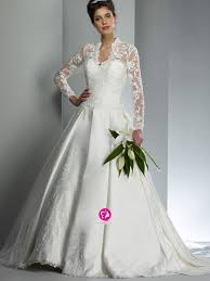 wedding dresses with lace sleeves and open back pictures ideas