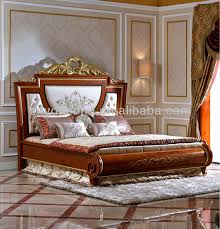 High Quality Bedroom Furniture Sets Classic Wood Bedroom - High quality bedroom furniture