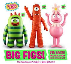 13 toys toys toys images yo gabba gabba 2nd