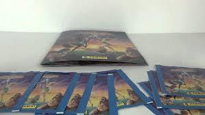 tinkerbell u0026 pirate fairy sticker album review u0026 pack opening