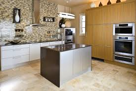 Natural Hickory Kitchen Cabinets Kitchen Room Design Luxury Absolute Black Granite Countertop