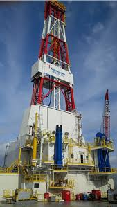 a horizontal well was drilled by hurricane using transocean sedco