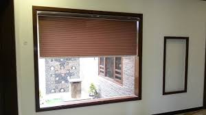 automatic window roller blind youtube